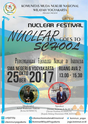 Nuclear Goes to School 2017