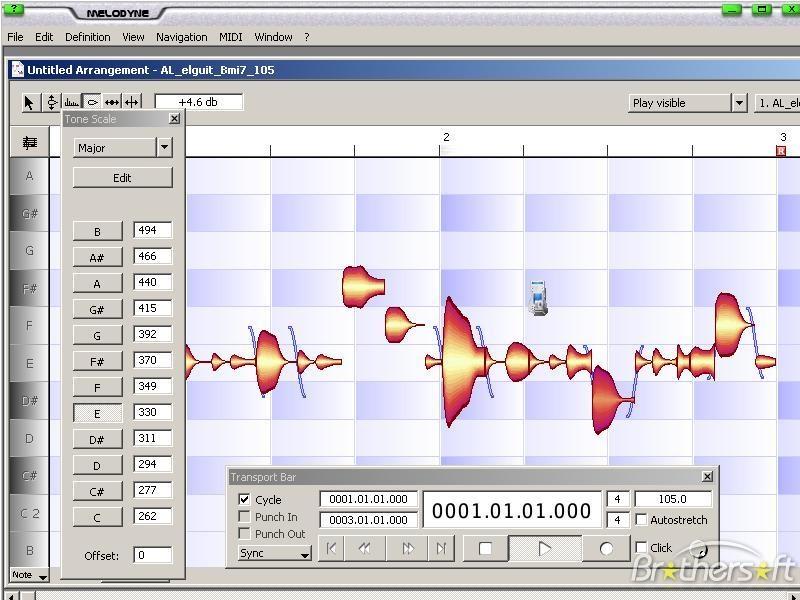 melodyne 3.2 keygen