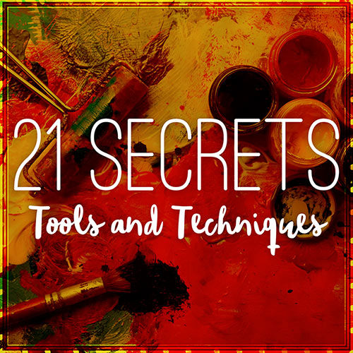 "21 Secrets ""Techniques and Tools"" Starts April 1st!"