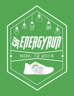 2016 Energy Run 5K logo