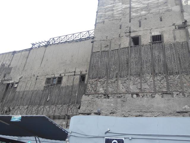 Cosntrucciones antisísmicas Lima