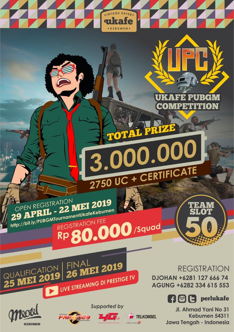 Meotel Kebumen Bakal Gelar Turnamen PUBG Berhadiah Jutaan Rupiah