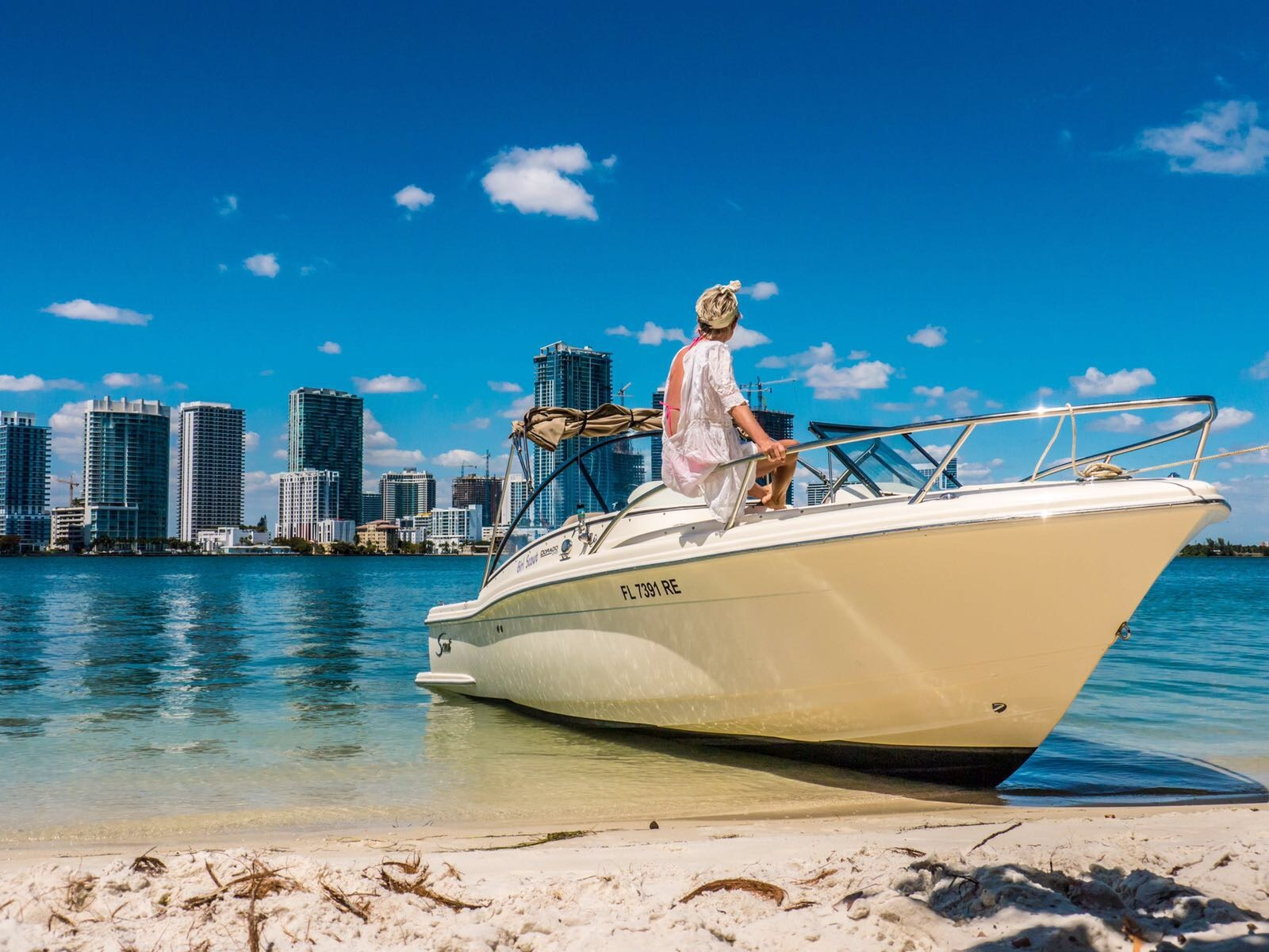 Travel and Wellness With Maria: Cheap Ways to Rent a Boat in Miami