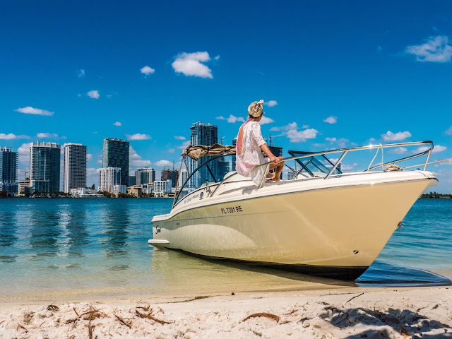 rent a boat in florida