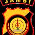 Logo Kepolisian Jambi