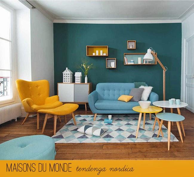 Maisons du Monde: nuova tendenza nordica - Home Shabby Home ...