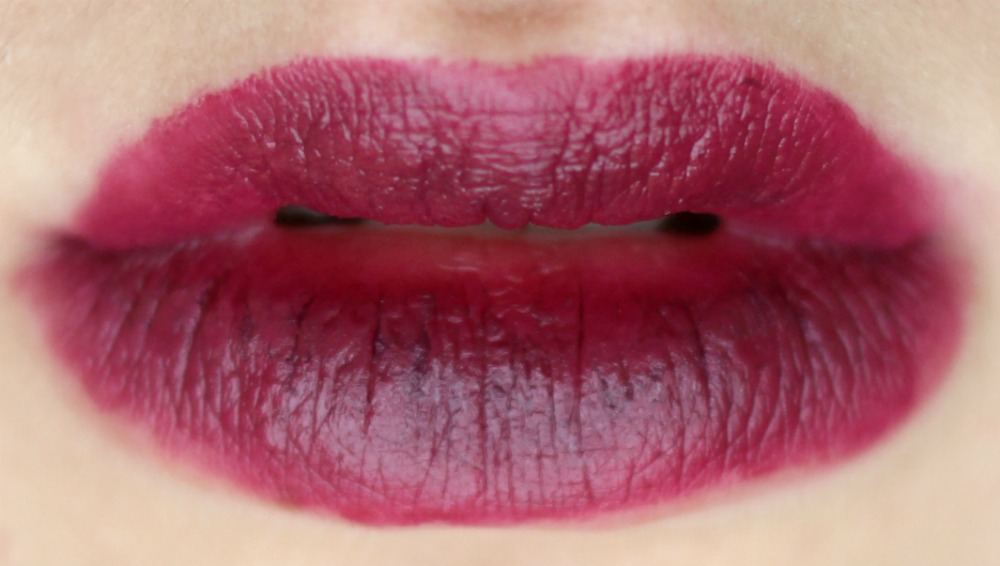 Make Up For Ever Artist Rouge Lipstick C506 Dark Purple