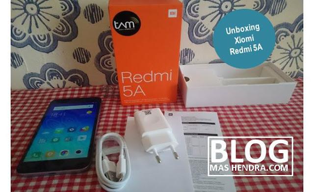 Harga dan Spesifikasi Xiaomi Redmi 5A - Blog Mas Hendra