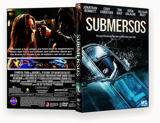 CAPA DVD – Submersos 2018 – DVD-R AUTORADO