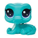 Littlest Pet Shop Small Playset Snoutley Aquablue (#48) Pet