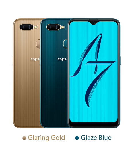 Oppo A7 Price in Pakistan