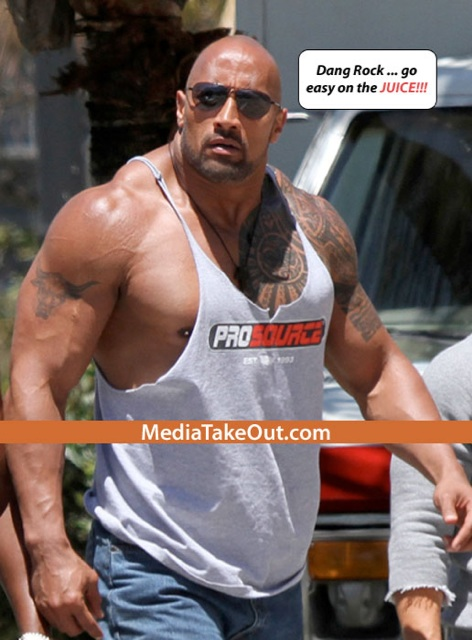 STRENGTH FIGHTER™: The Rock steroids