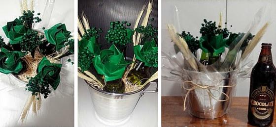 Flores de Heineken