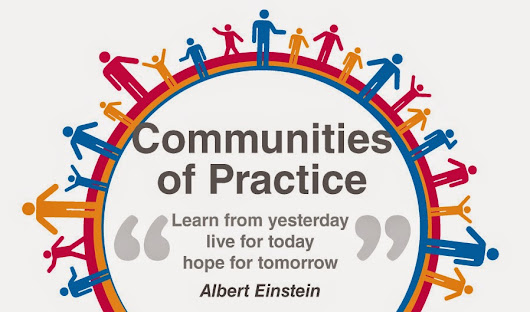 Learning Networks and Communities of Practice