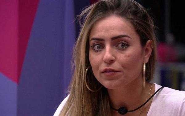 BBB 19: Paula pode ser presa por denegrir religião (Imagem: Reprodução/TV Globo)