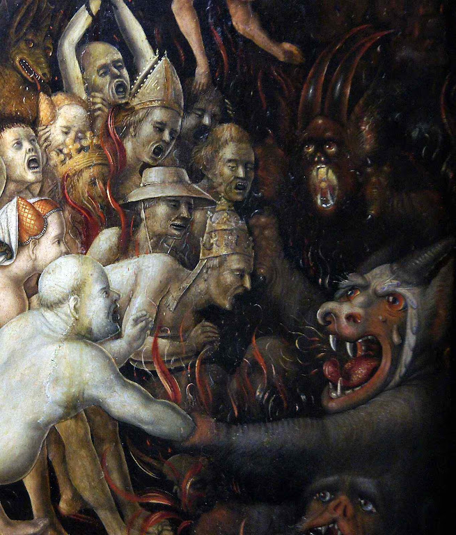 Mau papa, maus eclesiásticos e leigos terão condenação eterna segundo Santa Brígida da Suécia