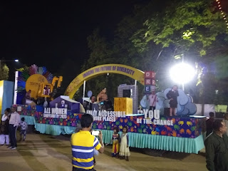 Jamshedpur Jubilee Park 3rd March Lighting 2018 Jubli Park, Light  founders day tata company plant model