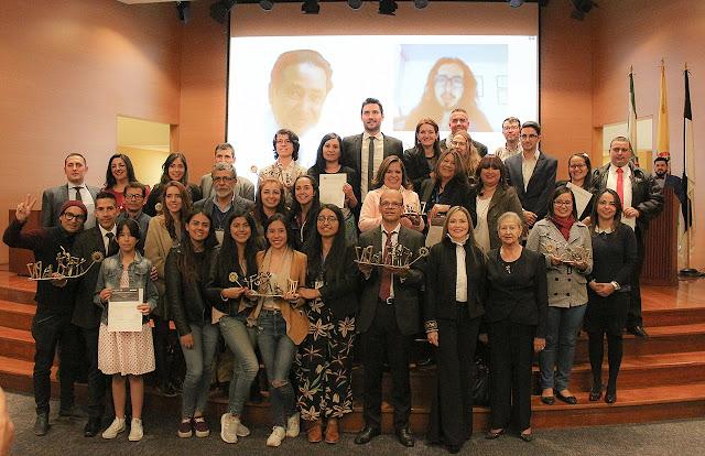 """premio nacional  de periodismo """"Fernando Quiñones 2018"""