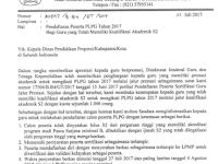 Syarat dan Jadwal Pendaftaran Peserta PLPG Bagi Lulusan S2