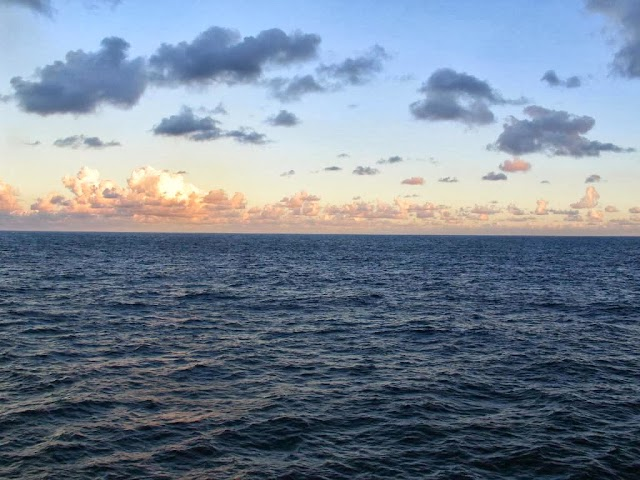 Interesting facts about Atlantic ocean