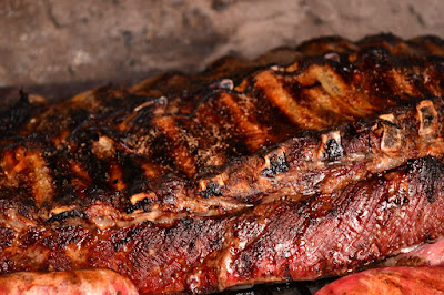 You Can't Eat All the Fatty Pork Ribs You Want and Still Lose Body Fat