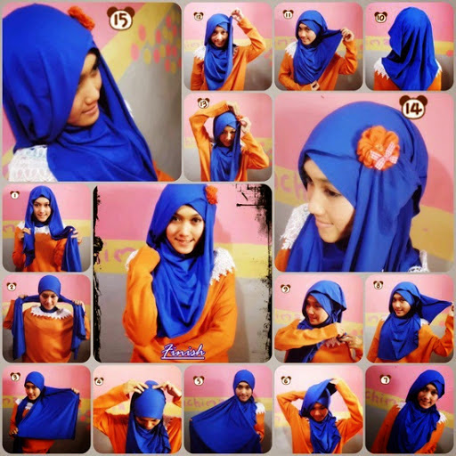 model jilbab pashmina untuk acara resmi