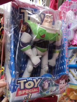 Los juguetes falsificados chinos más cutres