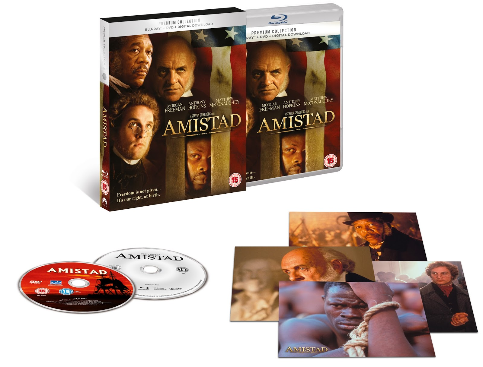 amistad movie review