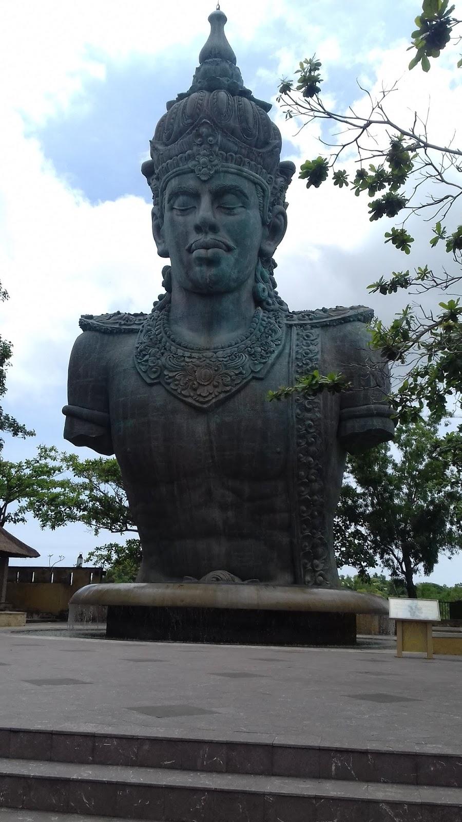 Objek Wisata Garuda Wisnu Kencana Bali Gwk Enjoy Bali Travel
