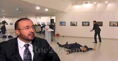 صحفي الجزيرة 'القاسم' : السفير الروسي لم يُقتل وهي مسرحية فاشلة من توقيع السلطات الروسية