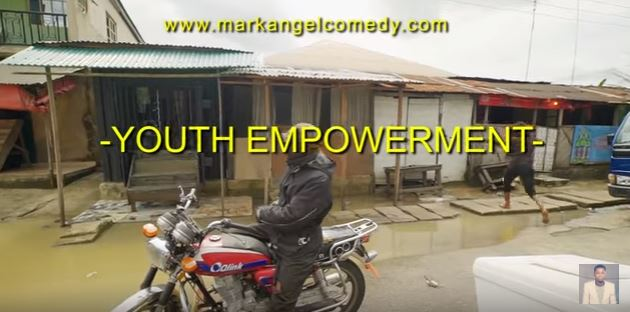 MarkAngel Comedy With Emmanuella - 'Youth Empowerment' (Episode 125)