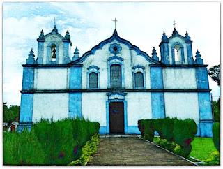 Igreja de Santo Amaro, General Câmara