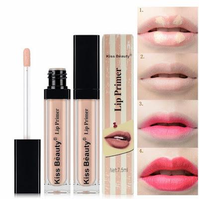 tampil cantik dan menawan dengan primer lip base