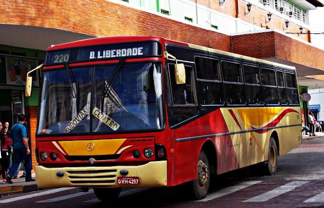 Empresa de ônibus tem permissão cassada pela prefeitura de Paraíba do Sul