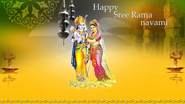 Best Happy Ram Navami Wallpaper