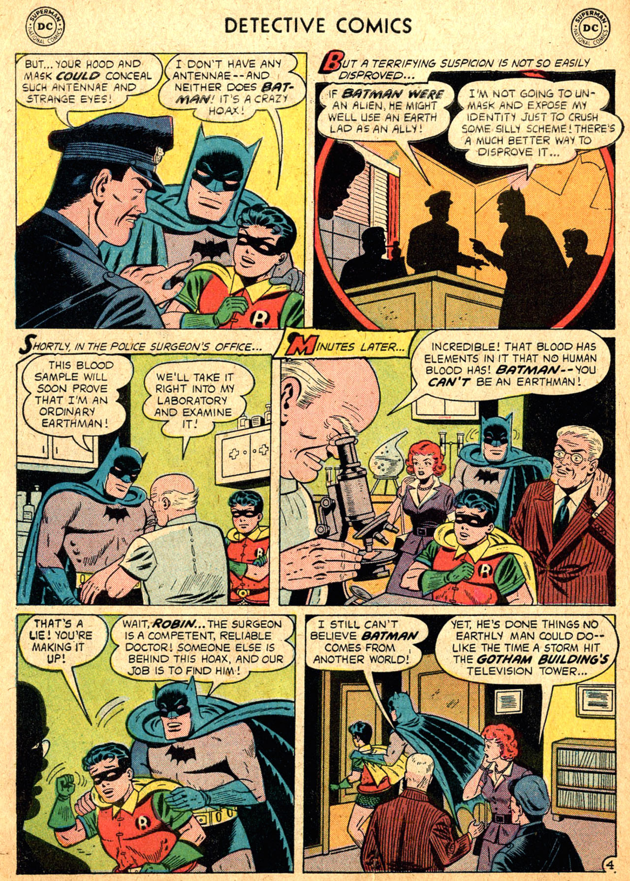 Detective Comics (1937) 251 Page 5
