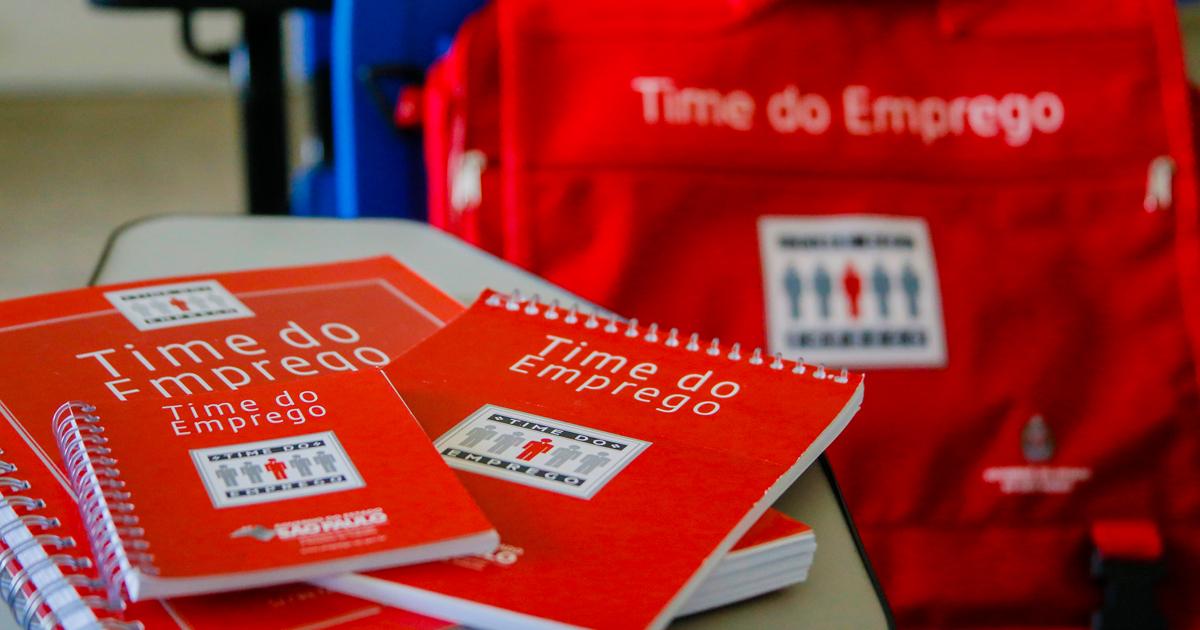 Time do Emprego abre inscrições para duas novas turmas em São Carlos