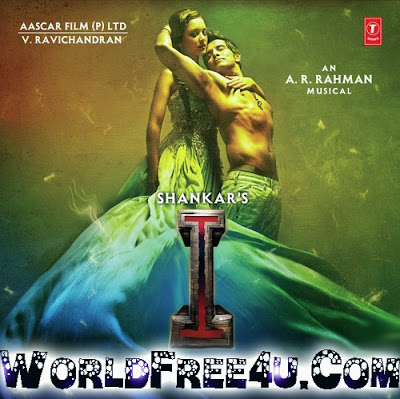 Cover Of I (2015) Hindi Movie Mp3 Songs Free Download Listen Online At worldfree4u.com