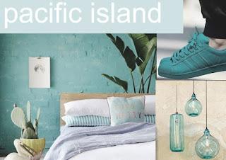 Color Pacific Island (Isla Pacífica)