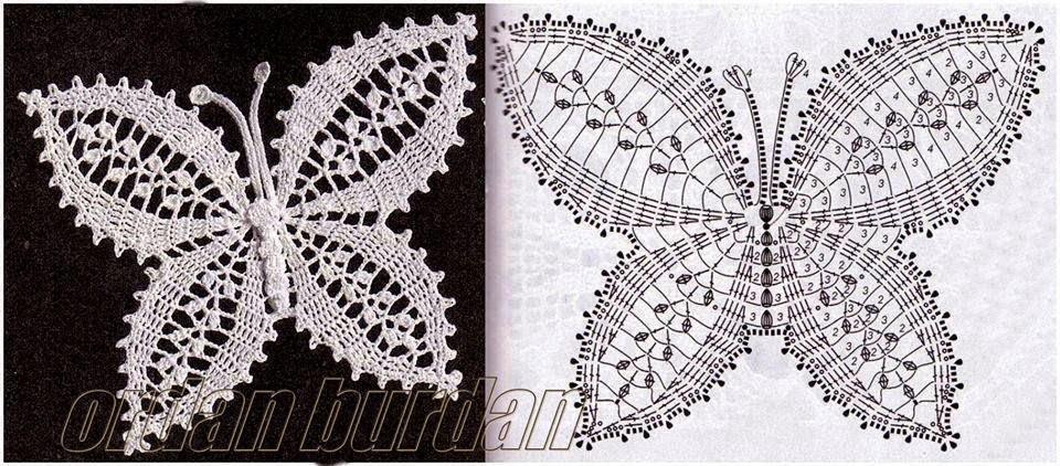 Amato Hobby lavori femminili - ricamo - uncinetto - maglia: Schema  MH32