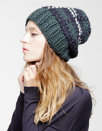 wool hat winter knitting diy