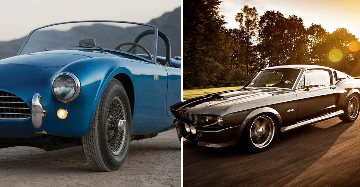 The 15 most expensive Muscle Car in history; You will not believe ...