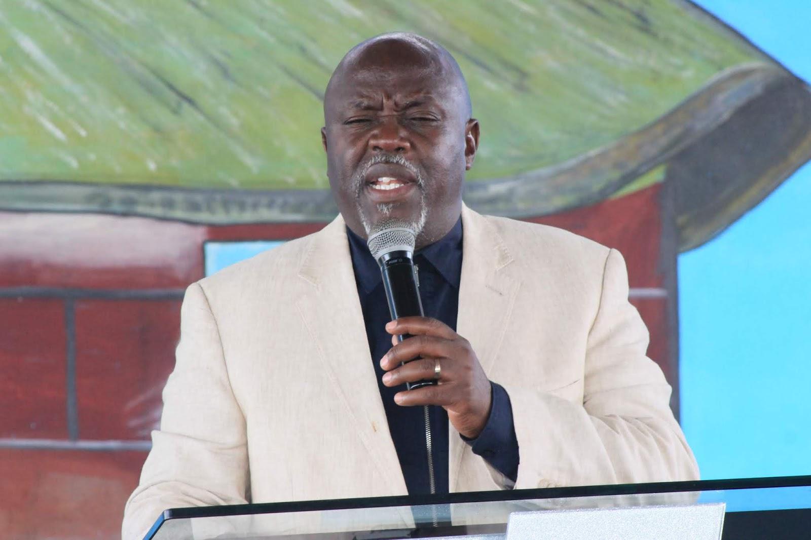 Archbishop Dr. Asa Gurupira