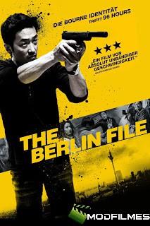 Capa do Filme O Arquivo De Berlim