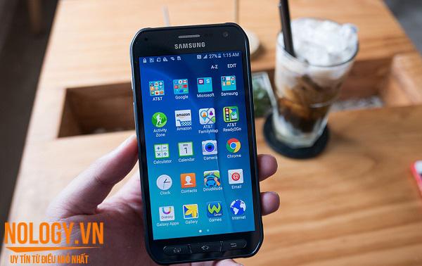 Samsung galaxy s6 active cũ với các tính năng nổi bật