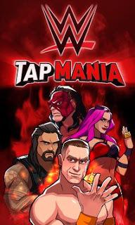 WWE Tap Mania APK v0.2.6 Mod Unlimited Money/Unlocked Terbaru