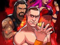 WWE Tap Mania APK v1.0 Mod Unlimited Money/Unlocked Terbaru