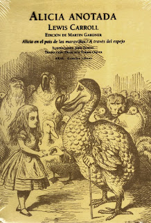 Descarga: Lewis Carroll - Alicia anotada (Edición de Martin Gardner)