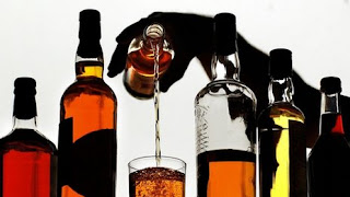 alcohol helps bacteria enter liver