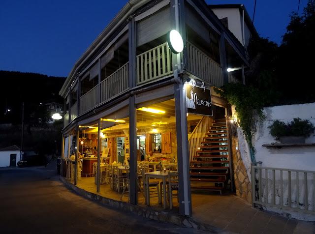 Lefkatas restaurant Athani Lefkada